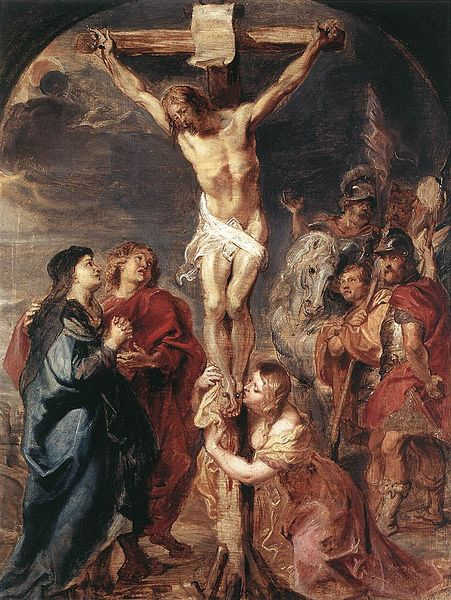 451px-Peter_Paul_Rubens_-_Christ_on_the_Cross_-_WGA20431
